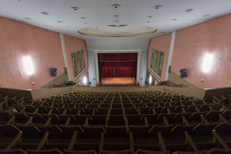 Teatro del Colegio Calasanz