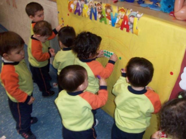 Carnaval en Jardín de Infancia