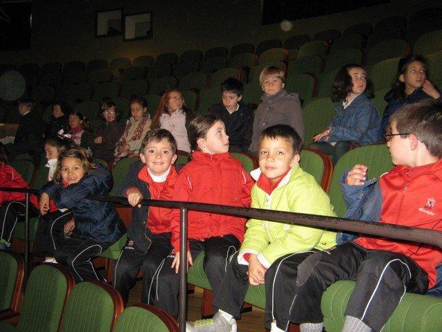 ¡Disfrutamos de Teatro!