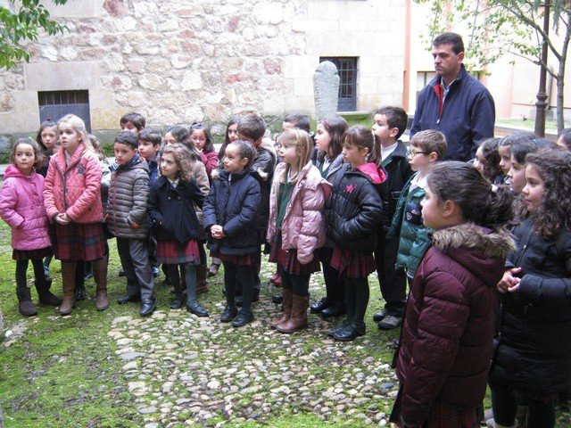 Visita al Museo de Salamanca