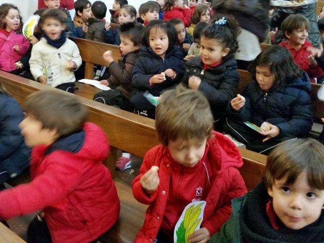 Llega la Semana Santa a Infantil