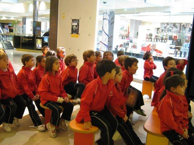 Visita al Centro Comercial el Tormes