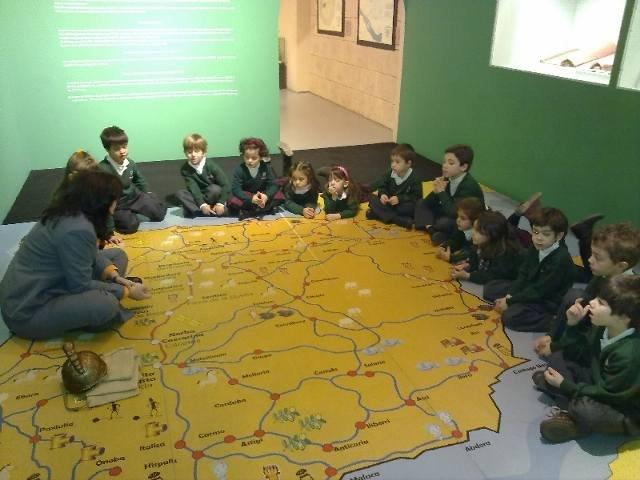 Visita al Museo del Comercio