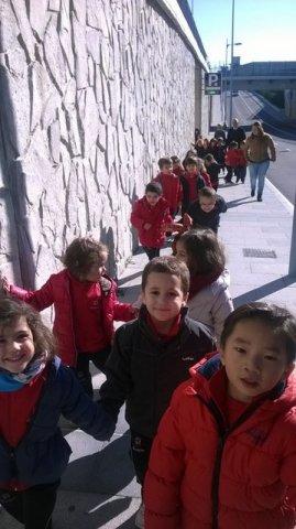 2º de Infantil visita el DA2