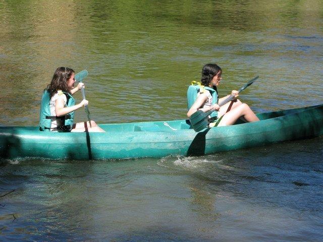 3º de ESO en las Hoces del río Duratón