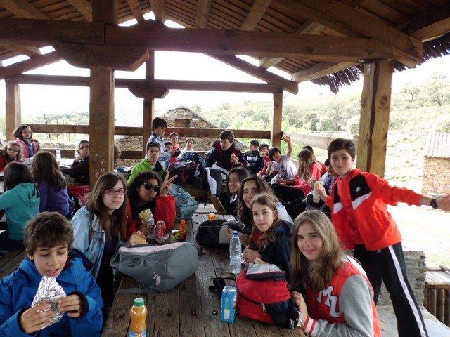 Excursión a Monfragüe