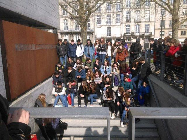 Intercambio en Francia