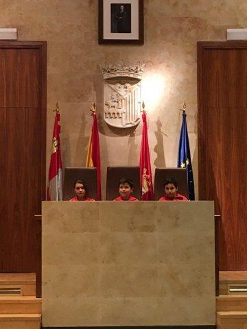 Hoy toca Pleno en el Ayuntamiento