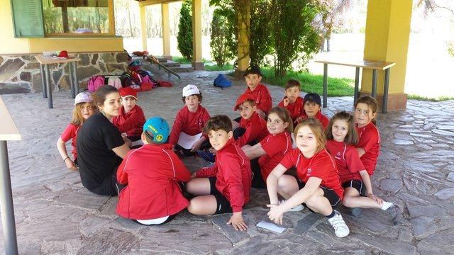 Excursión a Almenara de Tormes