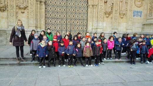 Paseo monumental por Salamanca
