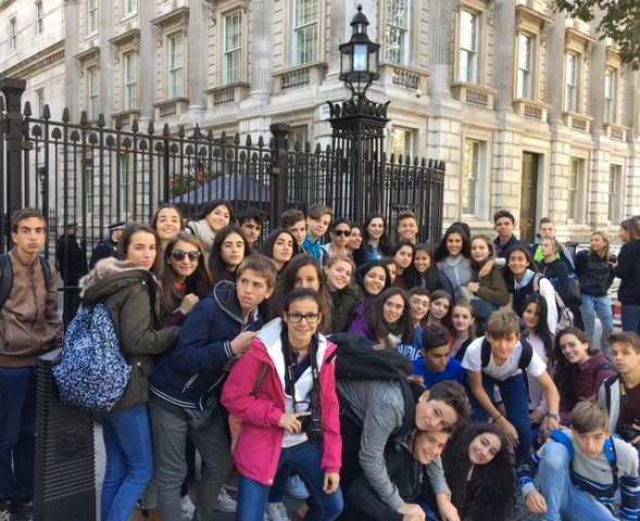 Intercambio escolar en Inglaterra
