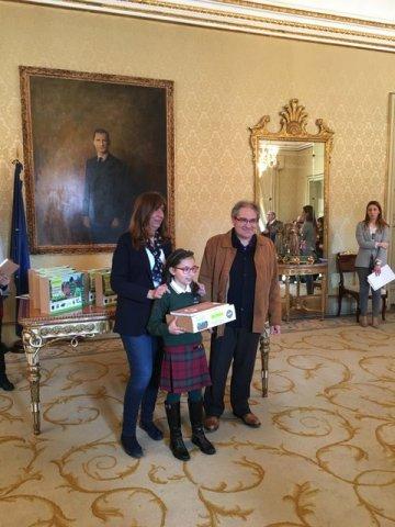 Concurso Internacional de dibujo infantil Aqualia