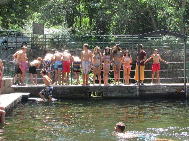 Campamento de verano Grupo Scout