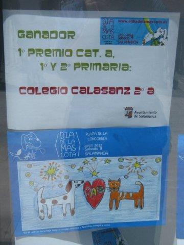"""Premios """"Día de la mascota"""""""