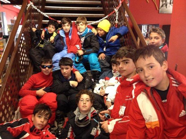 Descubriendo el esquí en La Covatilla