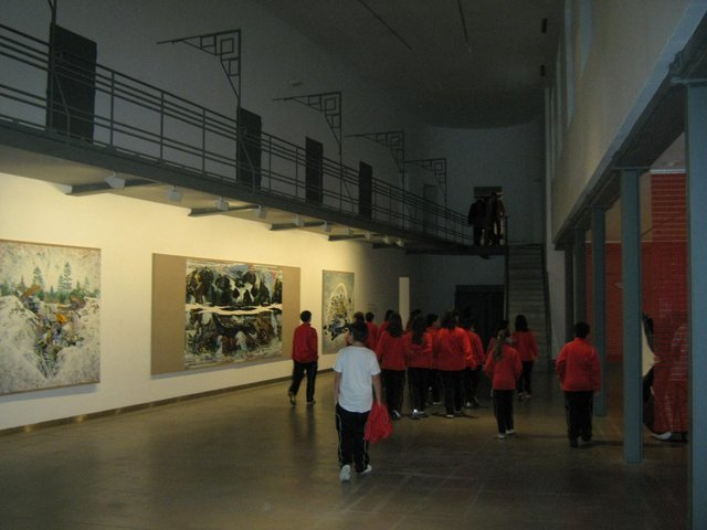 Visita al DA2