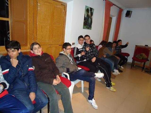 Retiro 4º ESO 2011