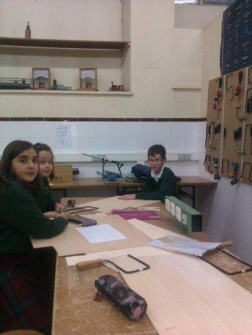 Renovación del aula-taller