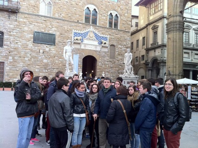 Viaje fin de curso, Italia