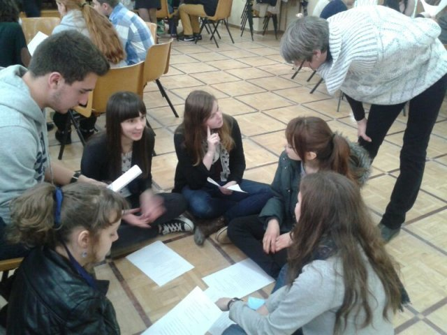 Programa Europeo Comenius