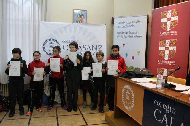 Certificados de Cambridge