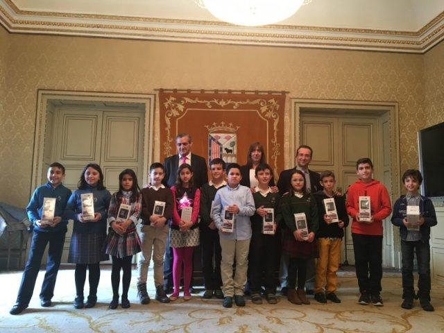 Finalistas del concurso internacional de dibujo