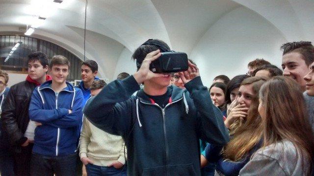 Realidad Virtual en la UPSA