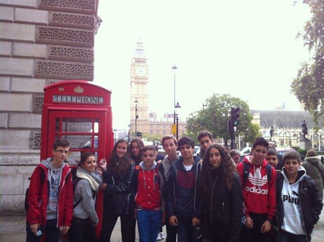 Intercambio en Inglaterra