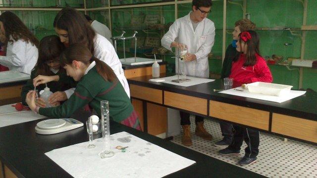 ¿Futuros científicos?