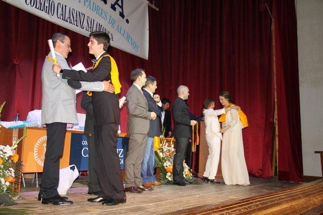 Graduación de Bachillerato