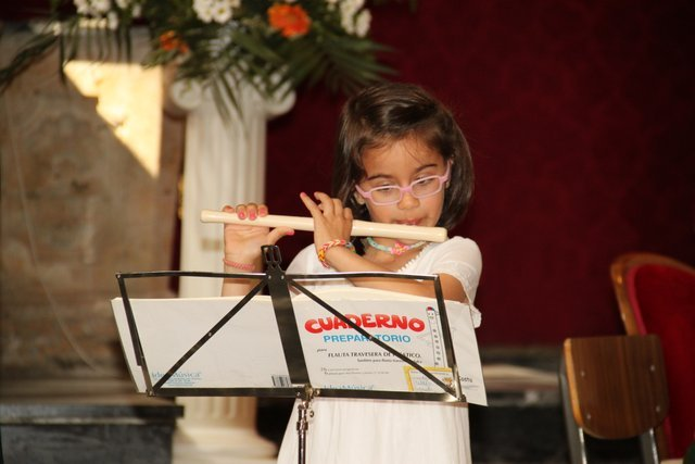 Concierto de la Escuela de Música