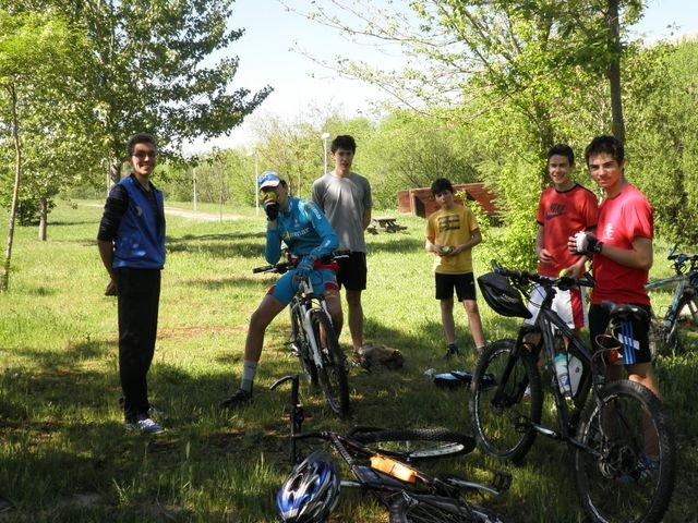 Ruta cicloturista