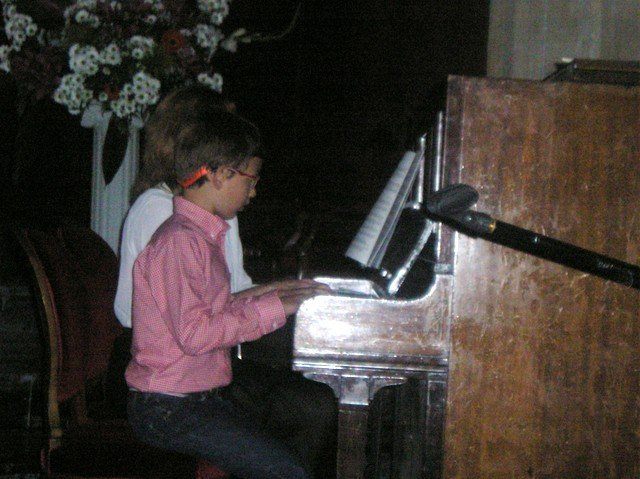 Concierto de la Escuela de Música Calasanz