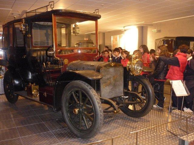 Museo Automoción 2010 5º B Primaria