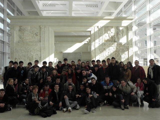 Viaje a Italia 2012
