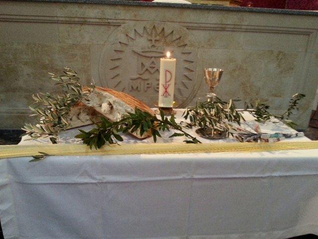 Celebración de la Semana Santa