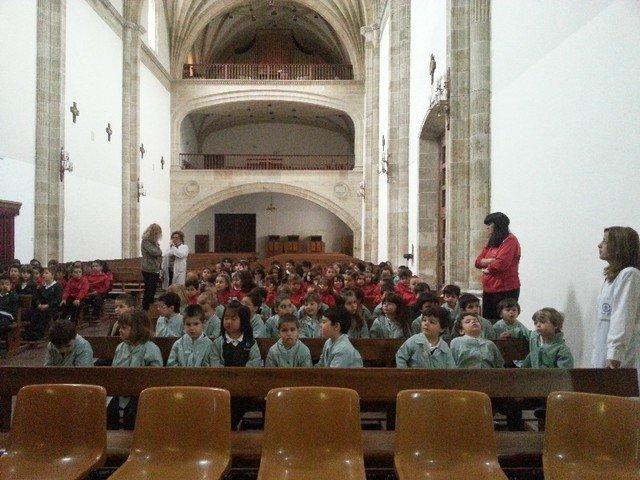 Celebración de la Virgen de las Escuelas Pías