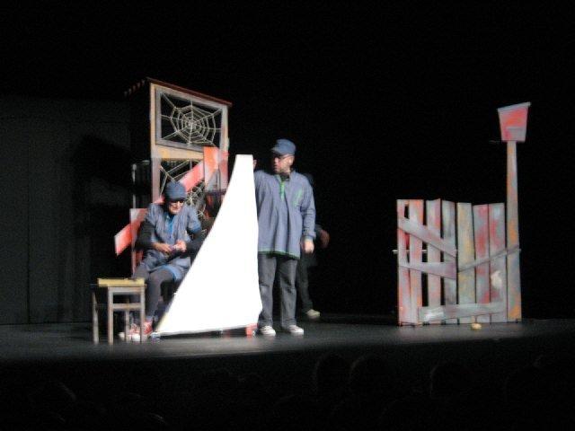 2º de Primaria va al Teatro