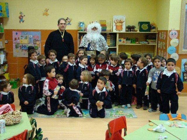 Festival de Navidad en Infantil y Primaria