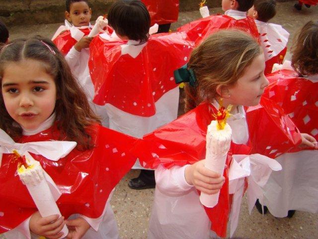 Los más pequeños disfrutan del carnaval