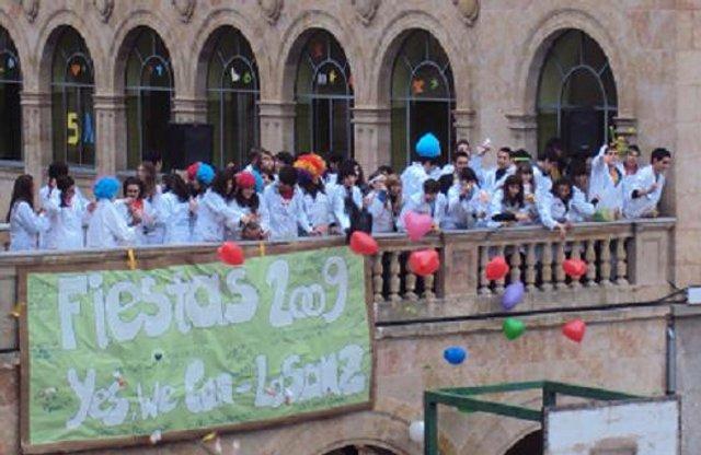 Fiestas Calasanz 2009