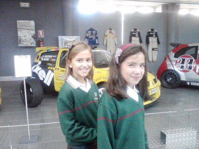 Visita al Museo de Automoción