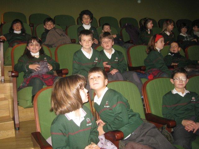 2º Primaria. Salida al Teatro Liceo