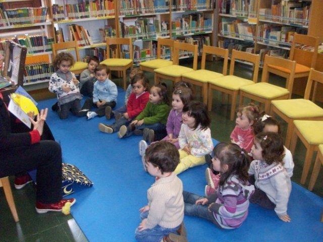Visita: biblioteca Gabriel y Galán