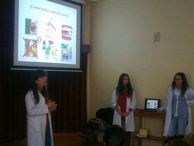 Salud bucodental 3º Primaria