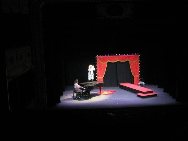Un día en el Teatro