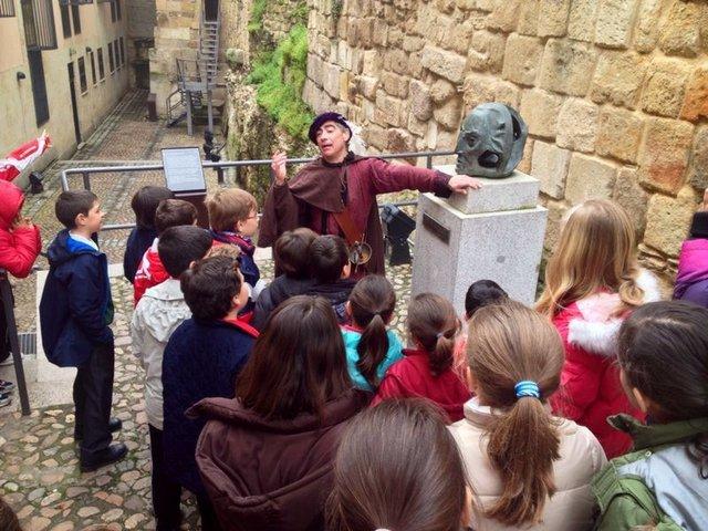 Conociendo la Cueva de Salamanca