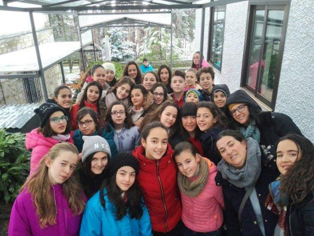 Movimiento Calasanz – Intercolegial 5º EP y 1º ESO