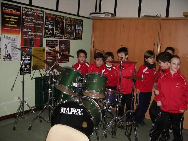 2º EP en la Escuela Municipal de Música
