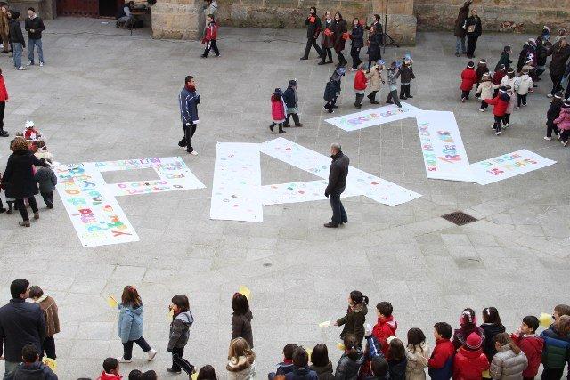 Día Escolar de la Paz y la no-violencia (DENIP) 2011